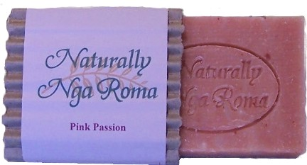 Pink Passion Handmade Soap